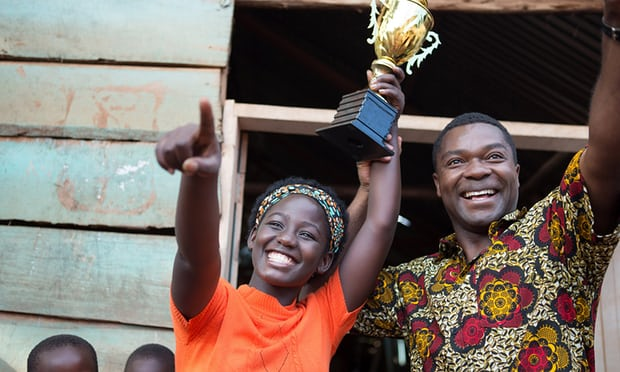 &quot;warm and winning&quot; ★★★★ #theGuardian We&#39;re pleased to be showing #QueenOfKatwe on Sat 21 Oct as part of our #KidsClub.<br>http://pic.twitter.com/wXAI4zDKHI
