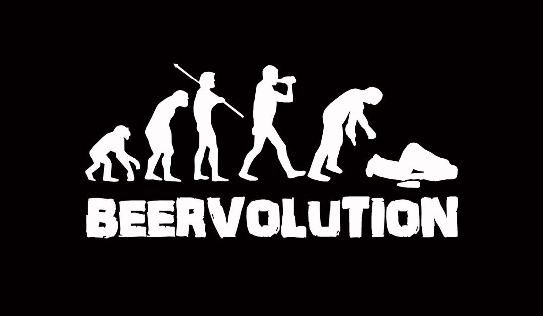 According to this, I must be HIGHLY EVOLVED!   #beeroclock #evolution #beervolution #evolved<br>http://pic.twitter.com/lZEY1bPSpu