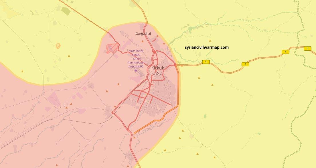 Iraqi Kurdistan Independence: Drivers and Regional Implications - Page 3 DMQ3BIUXcAA27eZ