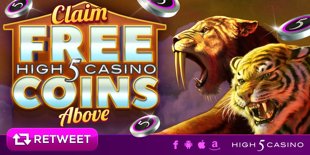 Facebook high 5 casino free credits online casino coupon