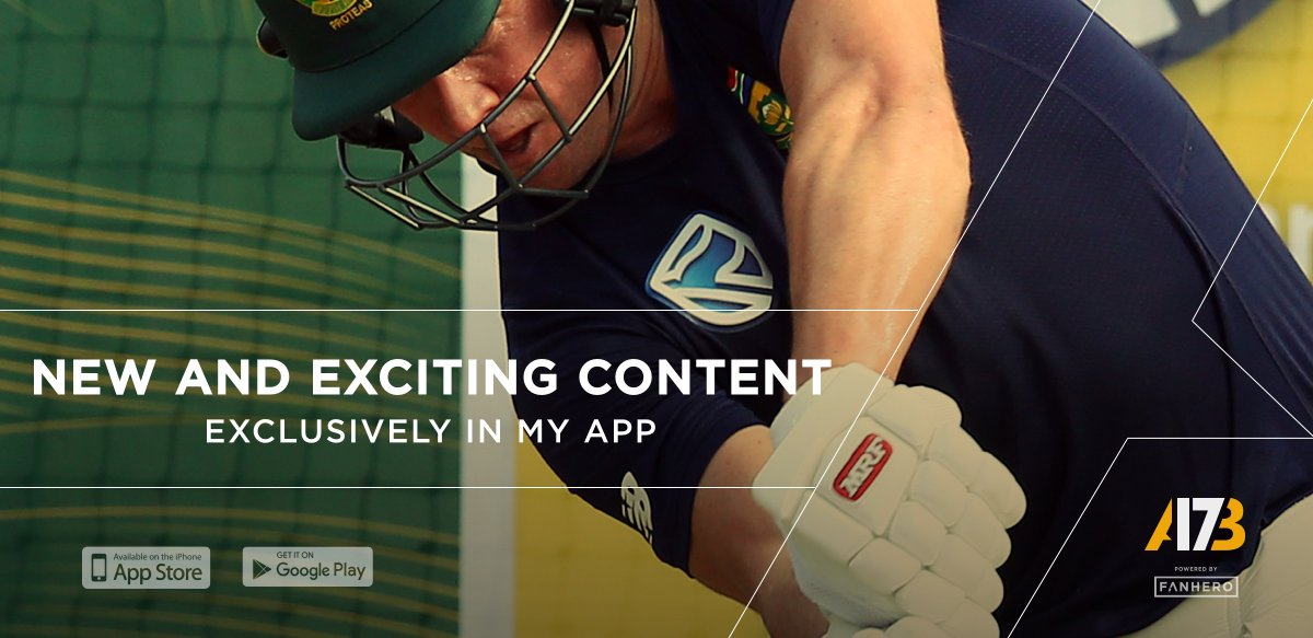 Check out the latest batting and fielding tips! Exclusive to the AB de...