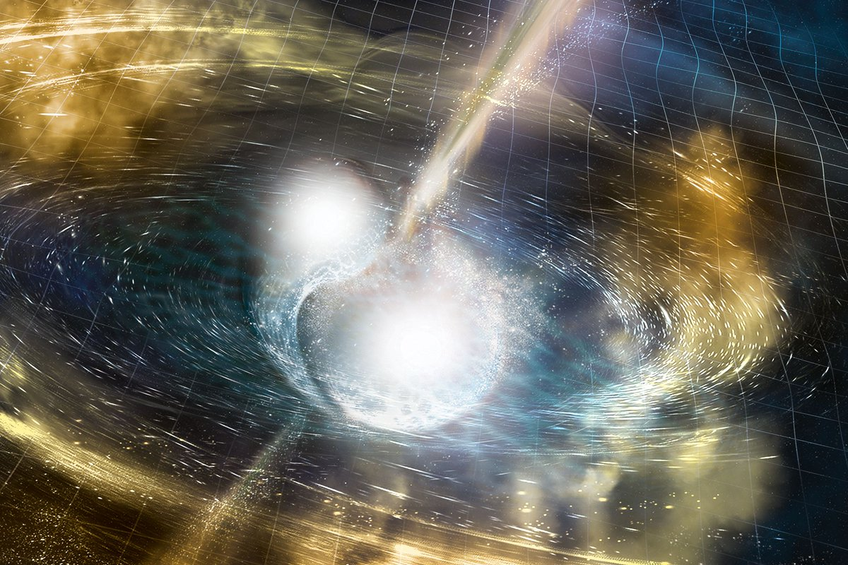 For the first time, astronomers detect gravitational waves from two neutron stars colliding https://t.co/3ltLGuzUeO