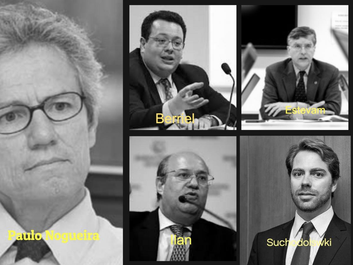 Para entender a demissão de Paulo Nogueira Batista Jr, por Luís Nassif https://t.co/hCpkWNpocF