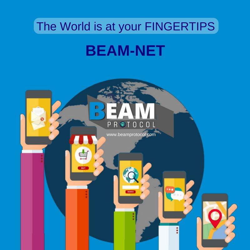 To get done with things online, Beam Net it.  http:// beamprotocol.com  &nbsp;                    #beamnet #satelliteinternet #Nextgenerationinternet <br>http://pic.twitter.com/H4JhxqX34c
