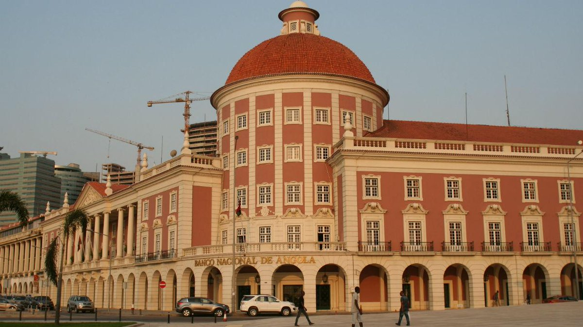 Angola admite ajuda do FMI com financiamento https://t.co/jr3haD6U5T