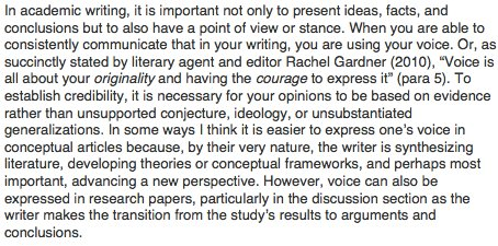 How to find your voice as an #academic writer (&amp; write clearly)  https:// buff.ly/2wYgrCh  &nbsp;   #phdchat #phdadvice #phdforum #ecrchat #acwri<br>http://pic.twitter.com/eIOc1eKMQ4