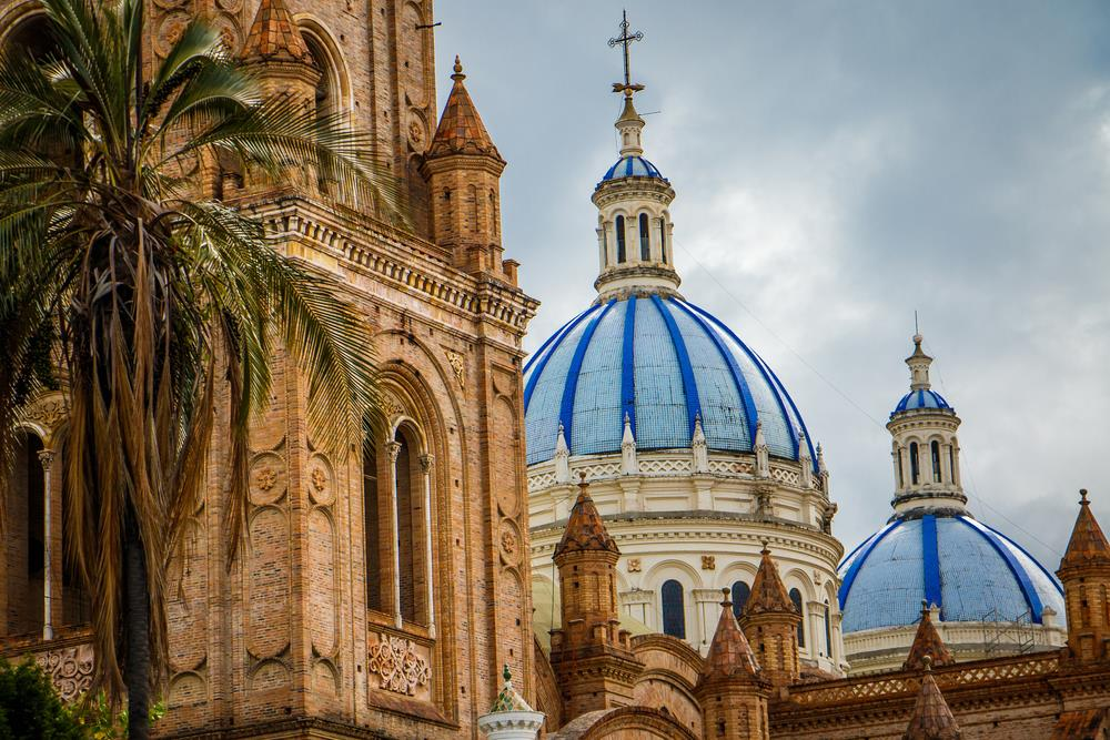 #Cuenca, #Ecuador, is known for its #Panamahats, and the centre of the city is an UNESCO #WorldHeritageTrust site. Have you ever been there?<br>http://pic.twitter.com/tMMTvo0fgT