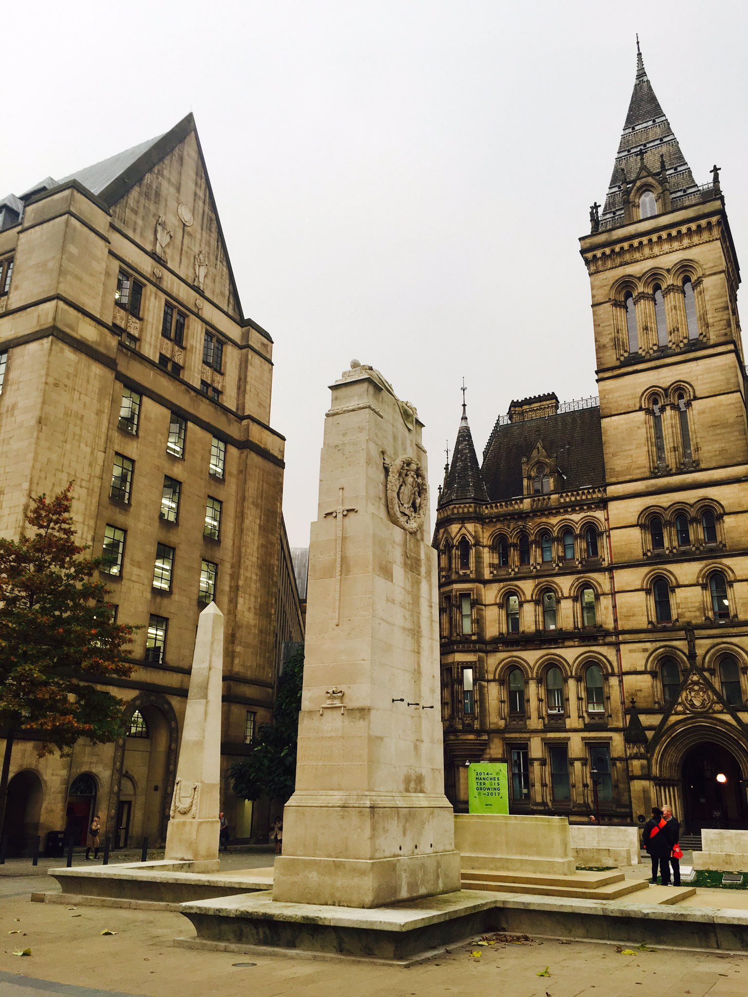 RT @theAliceRoberts: My goodness, Manchester has some stunning buildings! https://t.co/gJ90pagmxT
