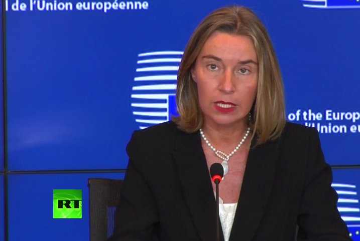 LIVE: EU foreign policy chief Federica Mogherini speaks on #IranNuclearDeal  https://t.co/TZvTK6jaX7
