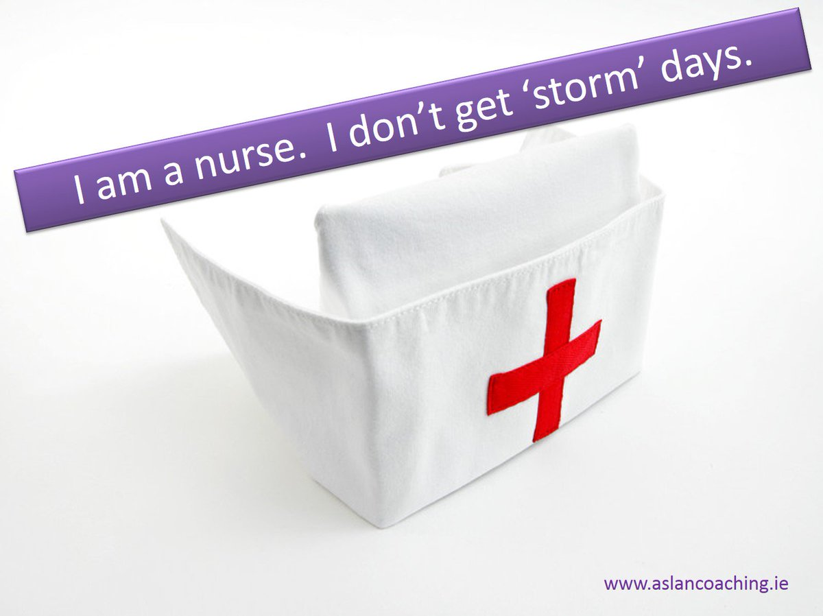 Thank you to all of you who had no choice but to go to work today.  #Nurses #Midwives #FrontlineStaff #BackboneOfHealthcareService #Ophelia<br>http://pic.twitter.com/DepyEgYwLS