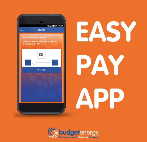 Budget Energy Top Up >> Budget Energy On Twitter Do You Need To Top Up Emergency