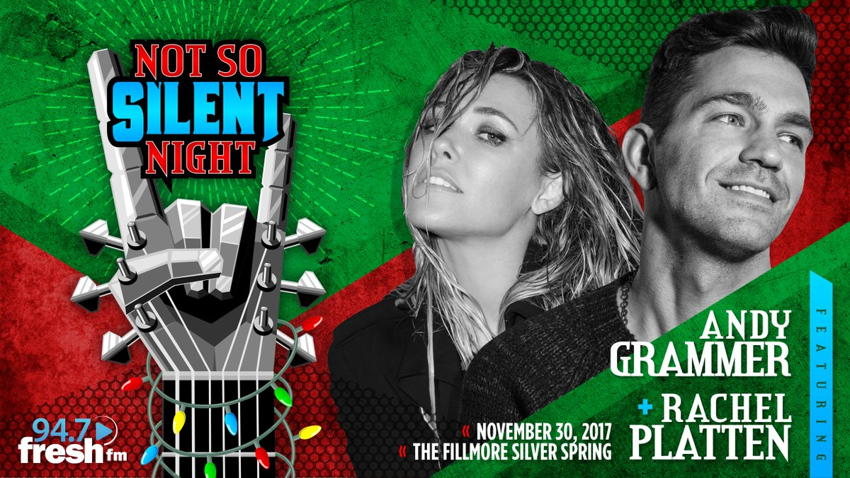 94 7 Fresh Fm On Twitter Just Announced Not So Silent Night