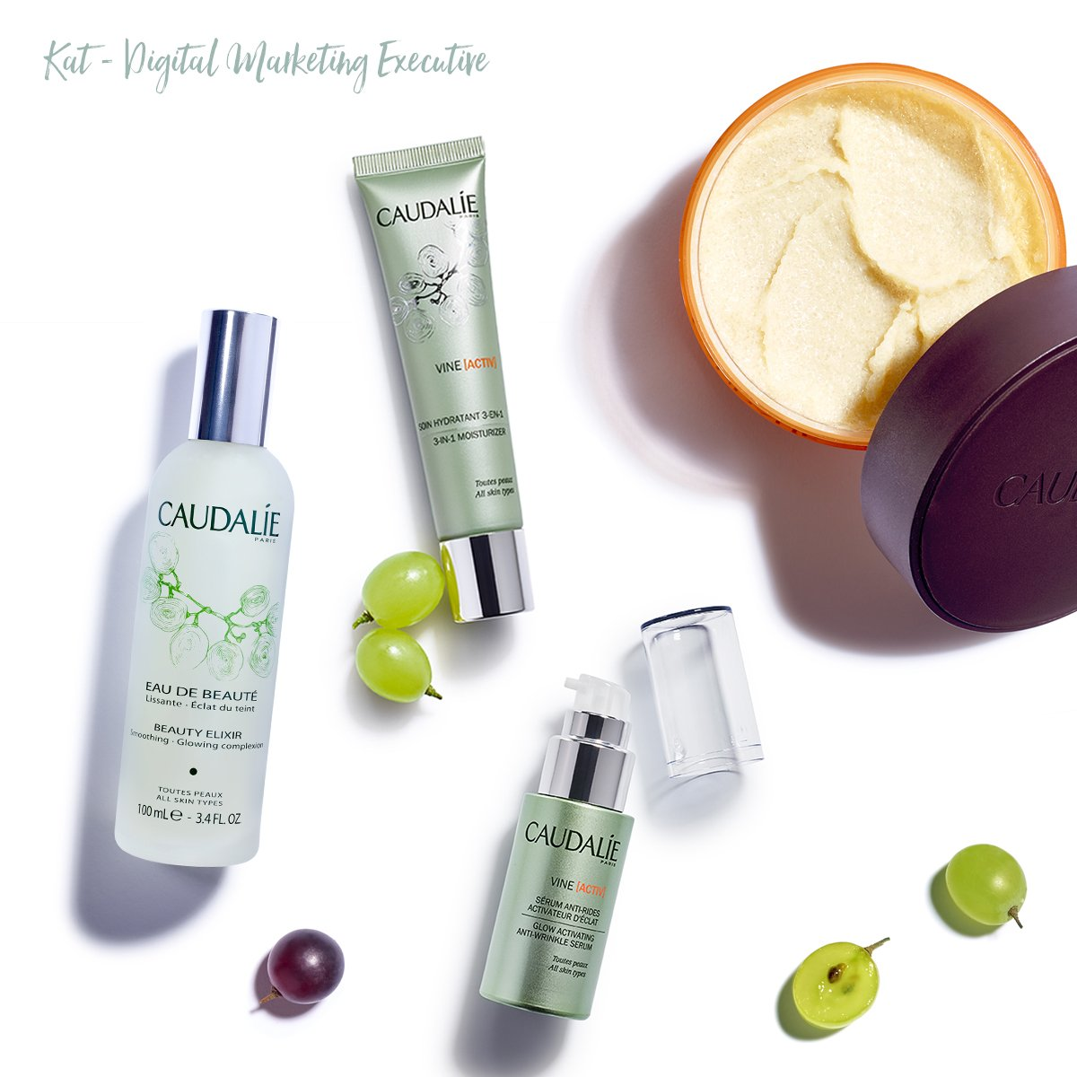 Caudalie Uk On Twitter Ever Wondered What Products We At