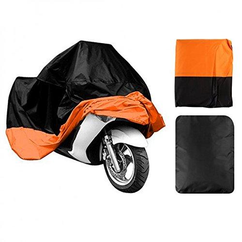 #LeaningTech All #Season Black&amp;Orange #WaterProof Sun #Motorcycle #Cover, #Fits ... -  http:// bit.ly/2ykGbg7  &nbsp;  .  #BlackOrange #YamahaStreet<br>http://pic.twitter.com/Ml8Jr5885Q