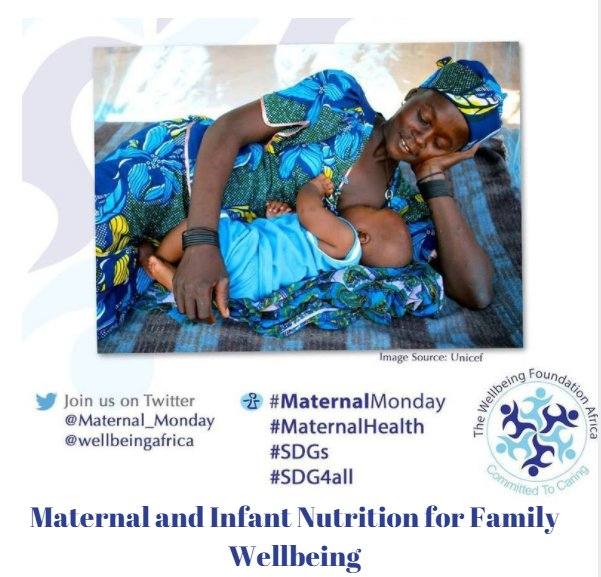Our #Midwives share important nutritional tips with our #Mamacare moms, relevant to their health and wellbeing #MaternalMonday @UNFPANigeria<br>http://pic.twitter.com/1L4lvCVyPJ