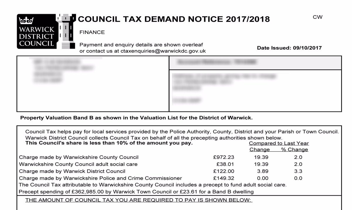 "Warwick District Council #StayAlert على تويتر: ""Students - please remember  to provide proof of student status so you don't get a big Council Tax bill!  https://t.co/zBgwPe03Q2 #Warwick2017… https://t.co/KocRc2HDh4"""