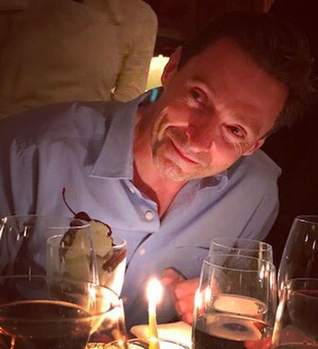 Thank you ALL for the awesome birthday love. https://t.co/j3RAXpppNI