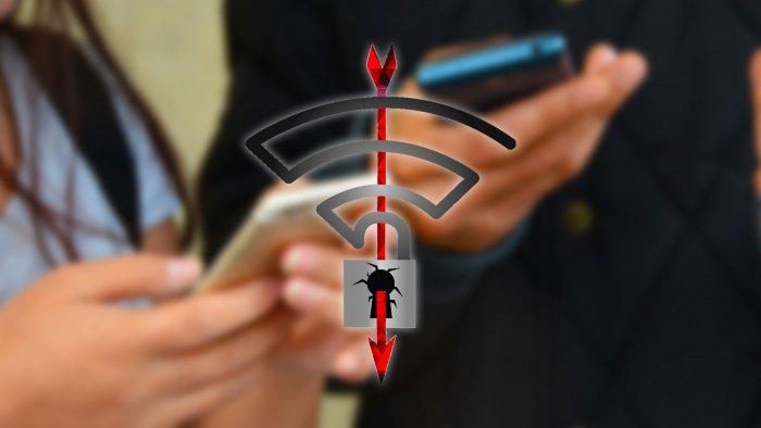 Sua rede Wi-Fi protegida está oficialmente desprotegida »https://t.co/lLfGpCiUSB