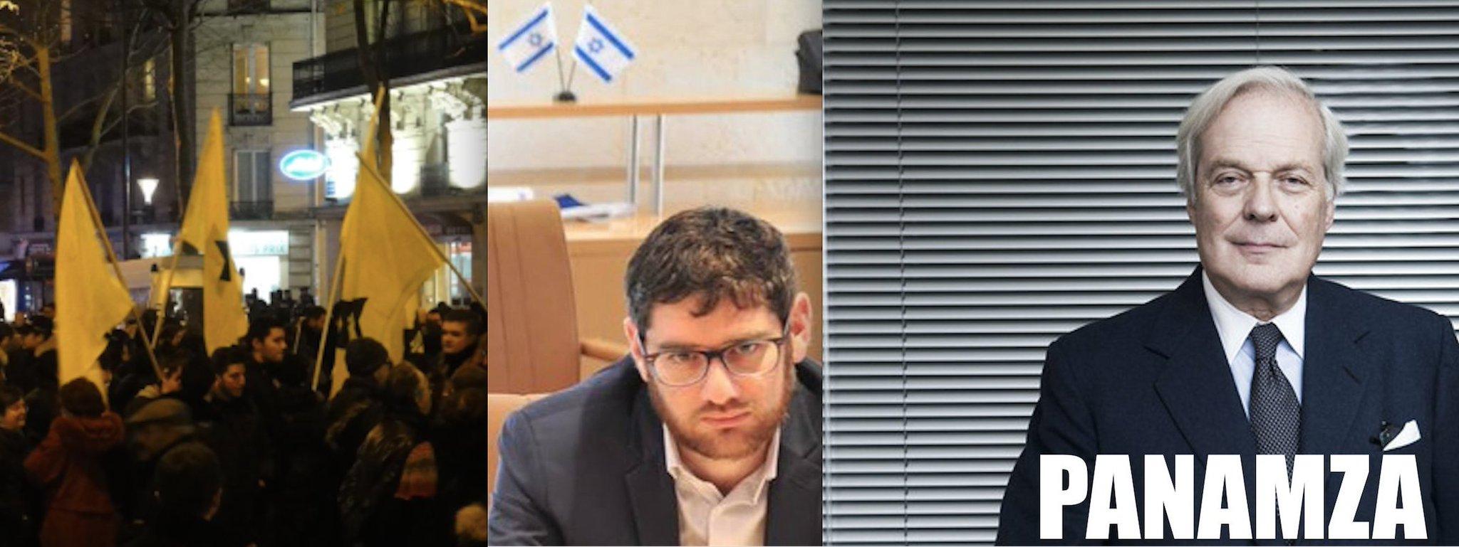 Contre Mélenchon, pour Valls : Rudy Reichstadt, financé par Rothschild et repris par la LDJ
