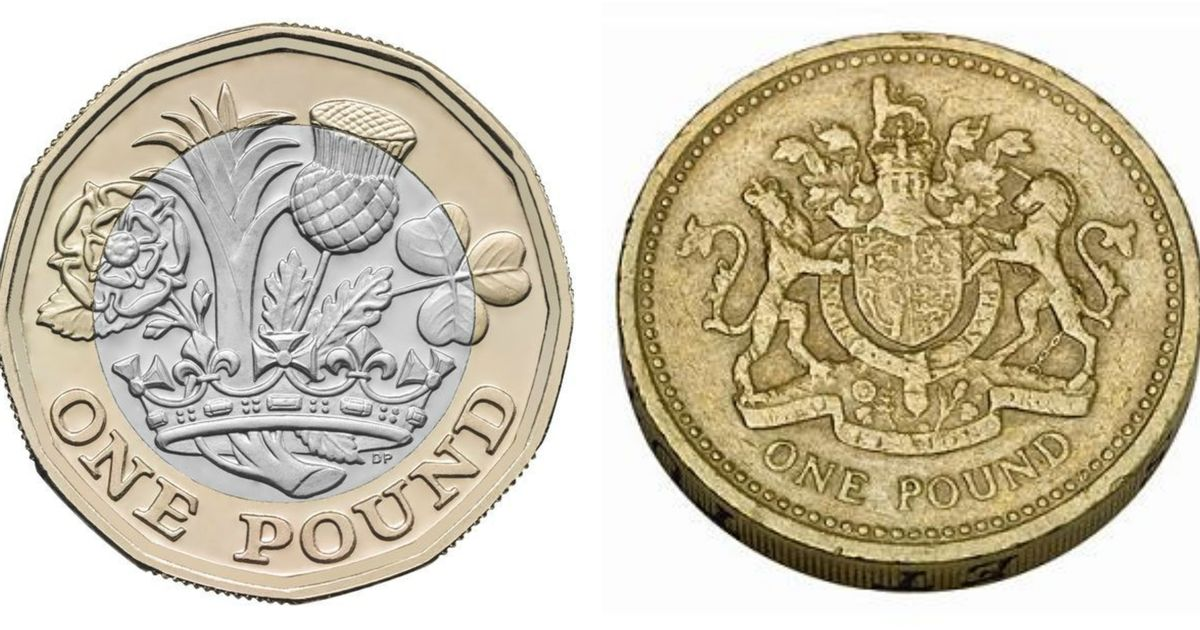 Keep an eye on your change today! You don&#39;t want any old round pound coins hiding in your purse or wallet. #latitude <br>http://pic.twitter.com/eN52H0ocHO