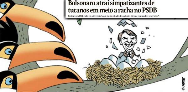 Folha confirma migração tucana para Bolsonaro - https://t.co/SbGeff2dpH
