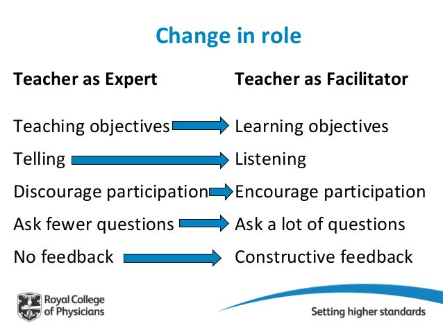 Increasing student agency involves a paradigm shift for the role of the teacher. #Edpiper <br>http://pic.twitter.com/HWQ1dQ5sxc
