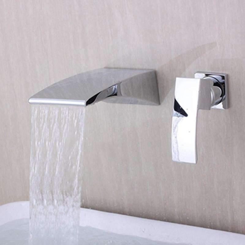 Zinc Alloy Single Handle Flexible Chrome Brass Square Waterfall Kitchen Sink Single Leve #kitchen #water  https:// seethis.co/wOQYRw/  &nbsp;  <br>http://pic.twitter.com/KLkAiE9XNt