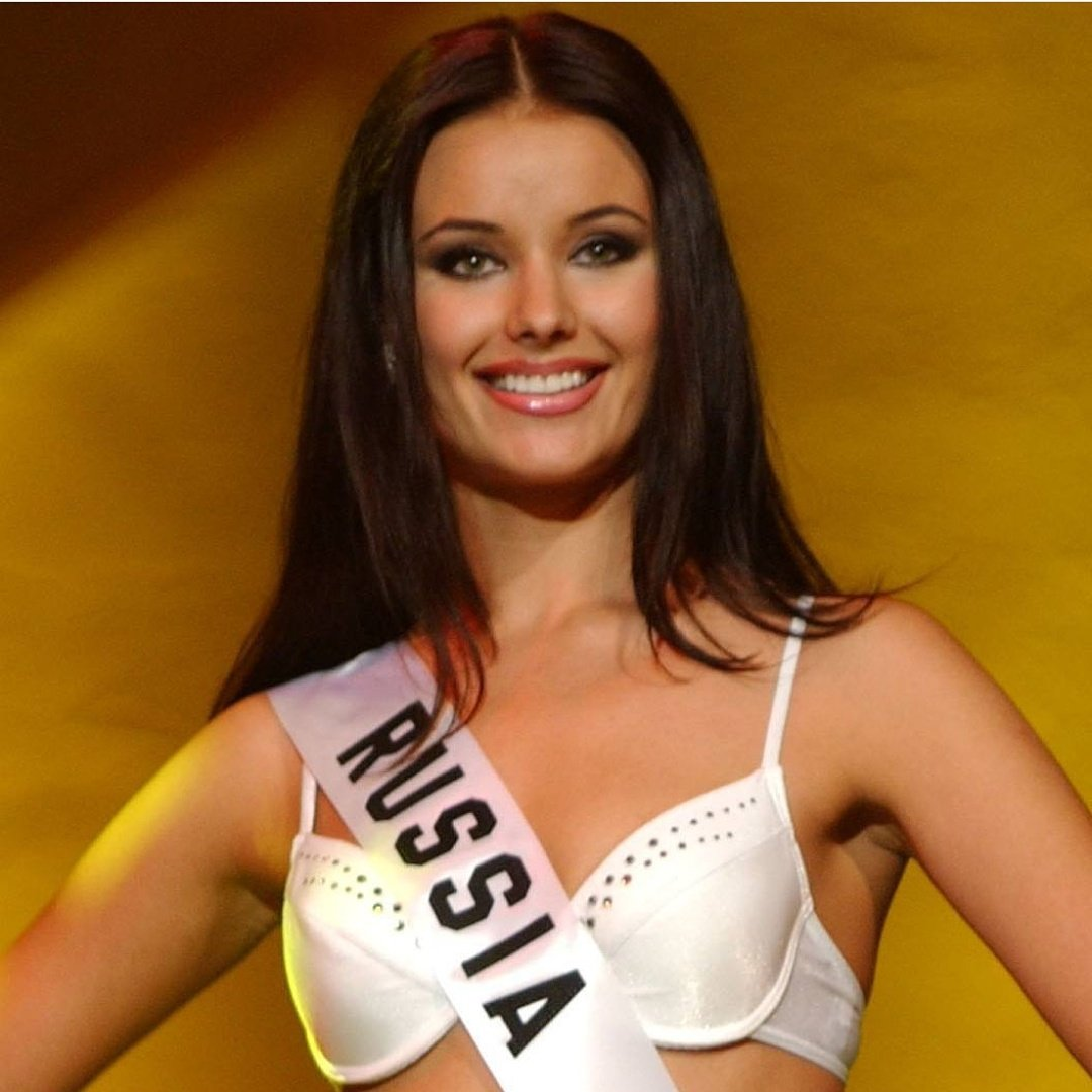 Pageantbuzz On Twitter Oxana Fedorova Miss Universe 2002 During Swimsuit Competition Missuniverse Missuniverso Missrussia Missuniverse2002 Oxanafedorova Https T Co Tvcv1xvx3l