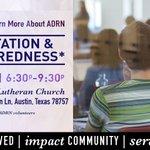 Join @adrntx for Orientation and Preparedness #training! Register here: https://t.co/27T9YC7ojN #adrntx