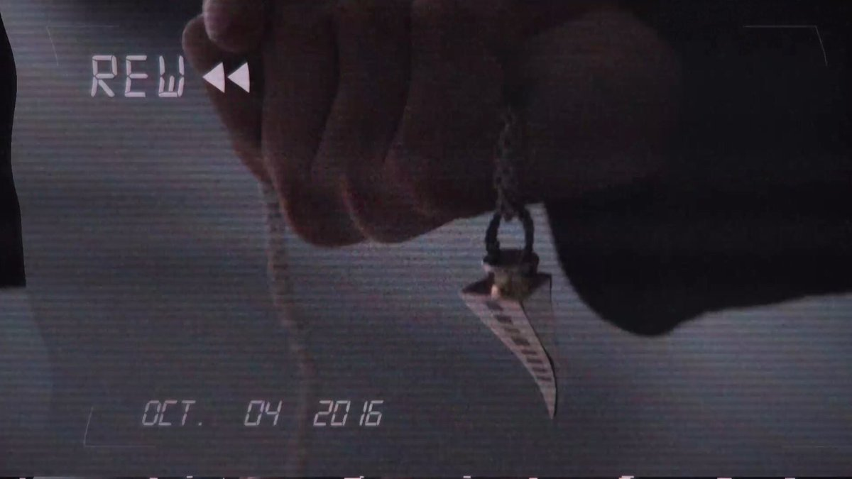 on twitter the symbol on the necklace turns out to be the on twitter the symbol on the necklace turns out to be the members code name symbol biocorpaavc Choice Image