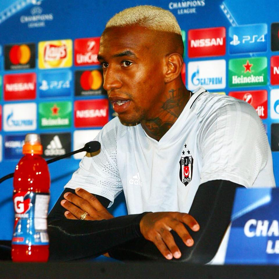 Anderson Talisca: 'Çok önemli bir maça ç...