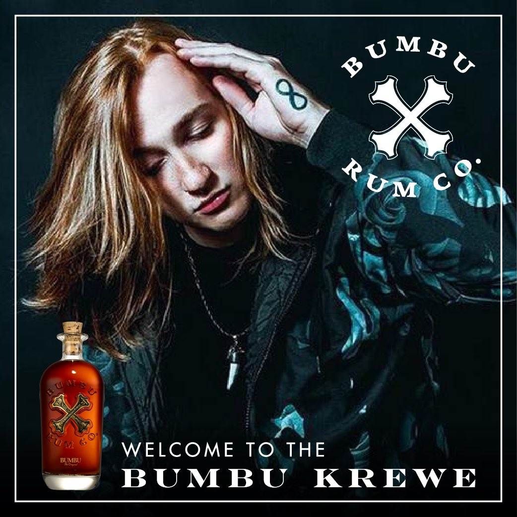 Welkome to the Krewe @ibabye  @originalbumbu #bumbukrewe https://t.co/I25azlgDB2