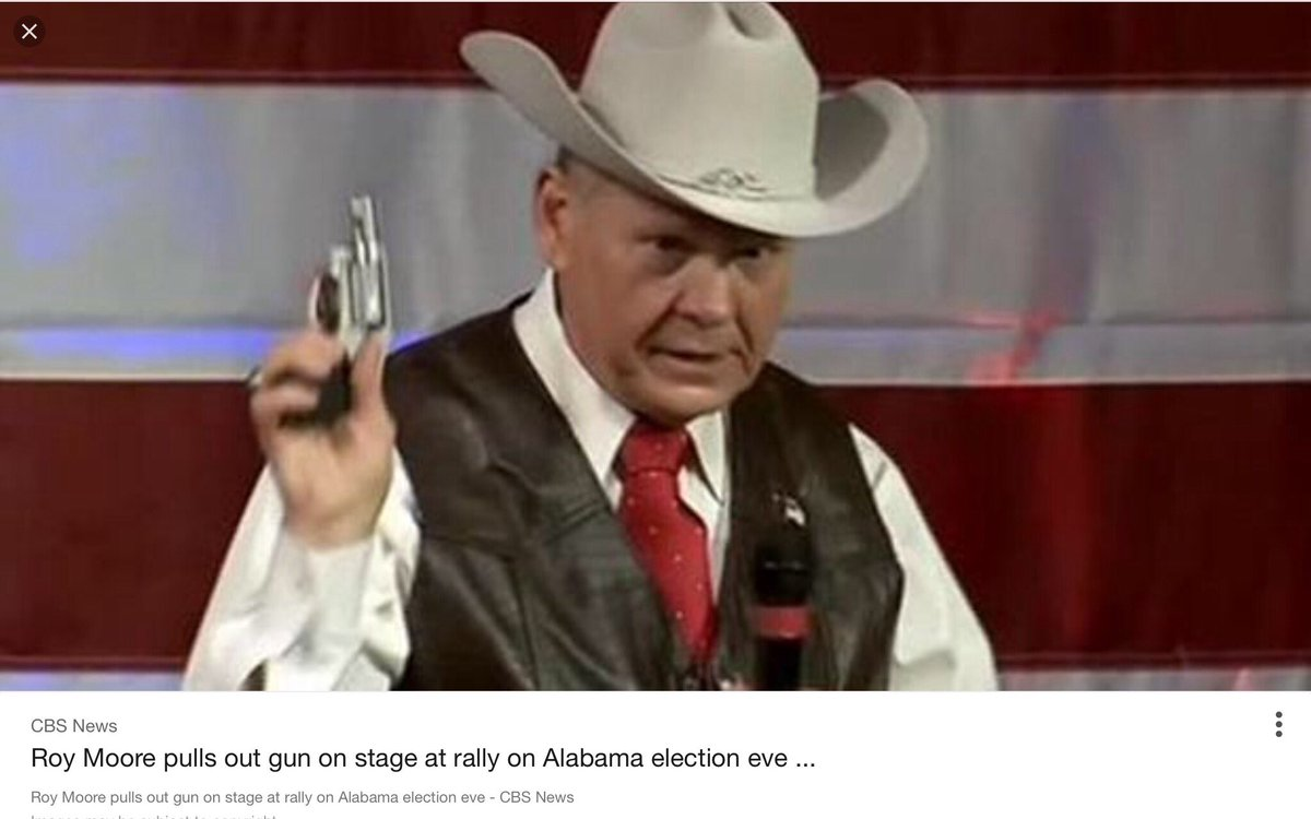 Rose Garden: trump is going to visit Moore in #Alabama NEXT WEEK. Be advised send $$ to #DougJonesforSenate or hand the LIAR-in-Chief Senate<br>http://pic.twitter.com/LzU35tf7Cn