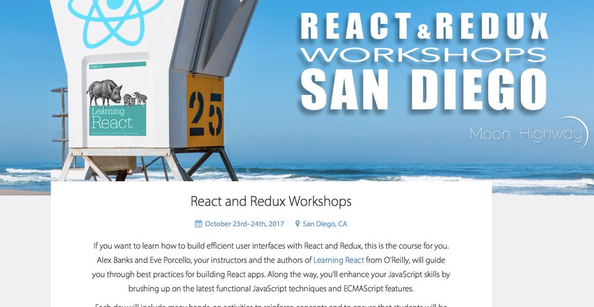 React of San Diego (@ReactSd) | Twitter