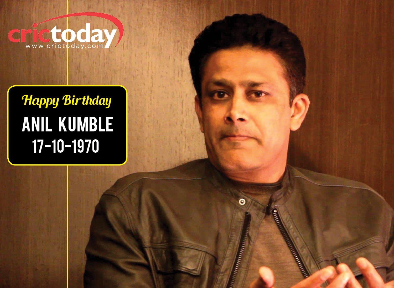 Happy Birthday Anil Kumble