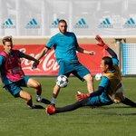 Listo para mañana 💪 @realmadrid @ChampionsLeague #...