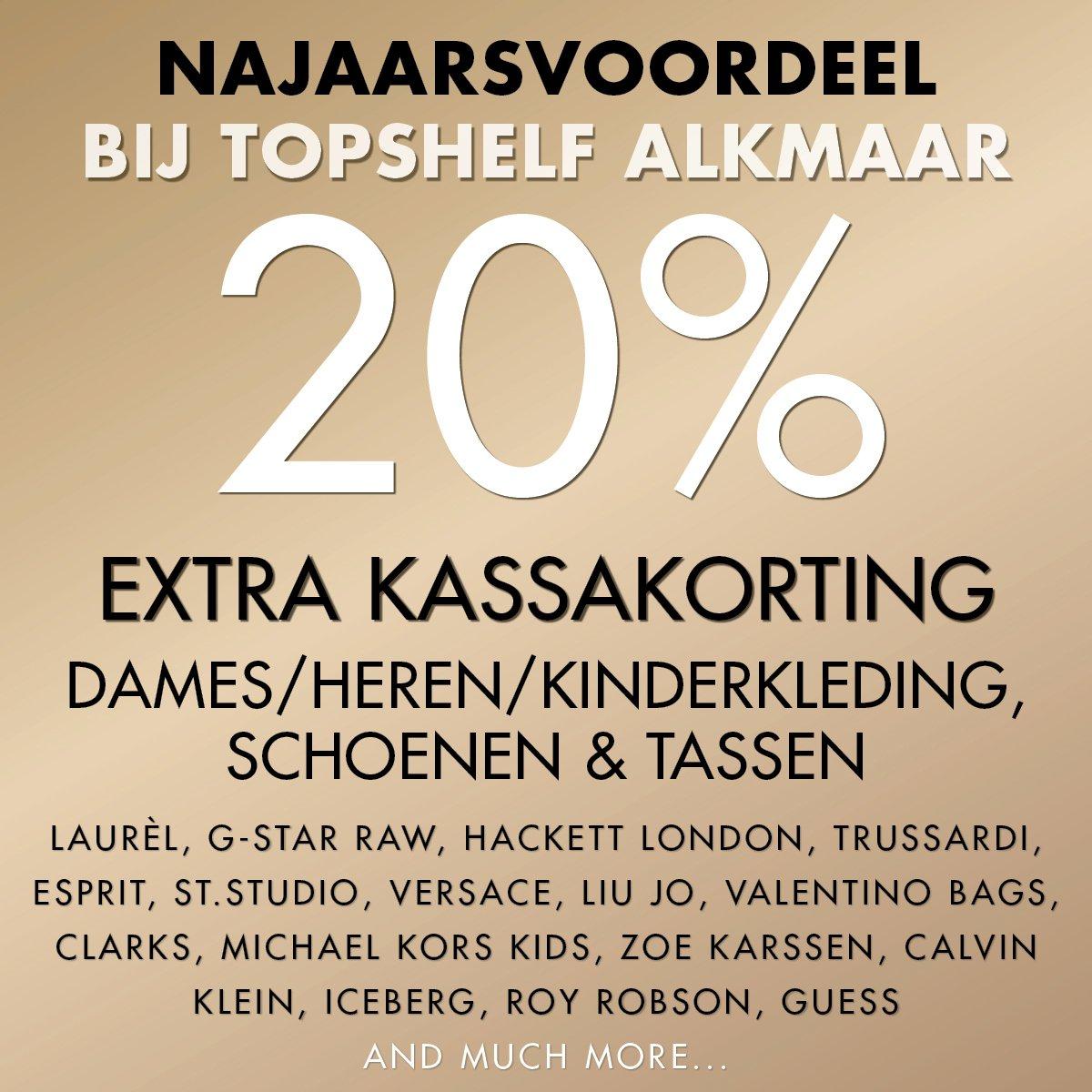 Kinderkleding Alkmaar.Sportsworld Megastores On Twitter Vanaf Vandaag 20 Extra