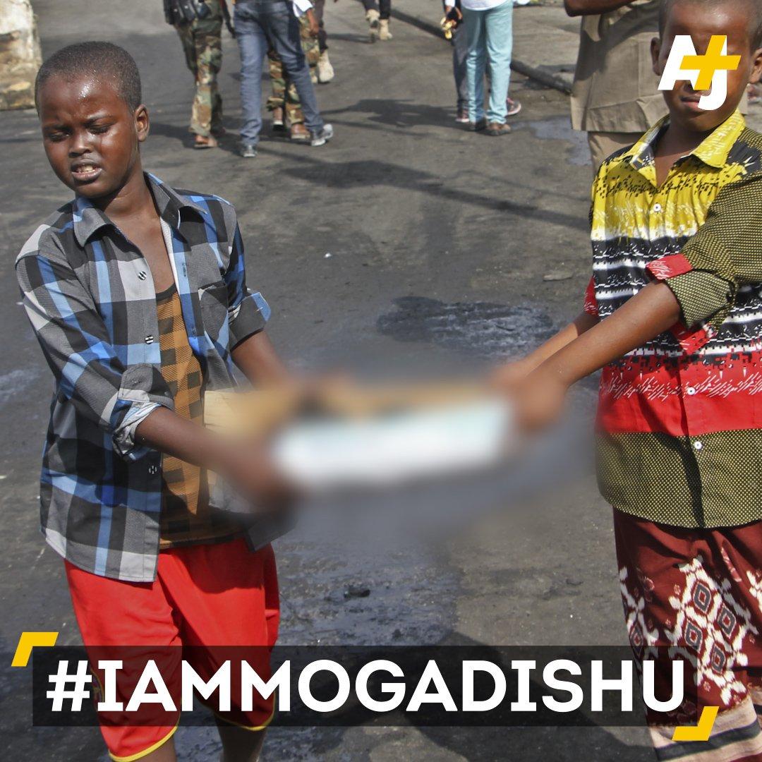 A bomb blast killed at least 276 people, so why wasn't #IAmMogadishu t...
