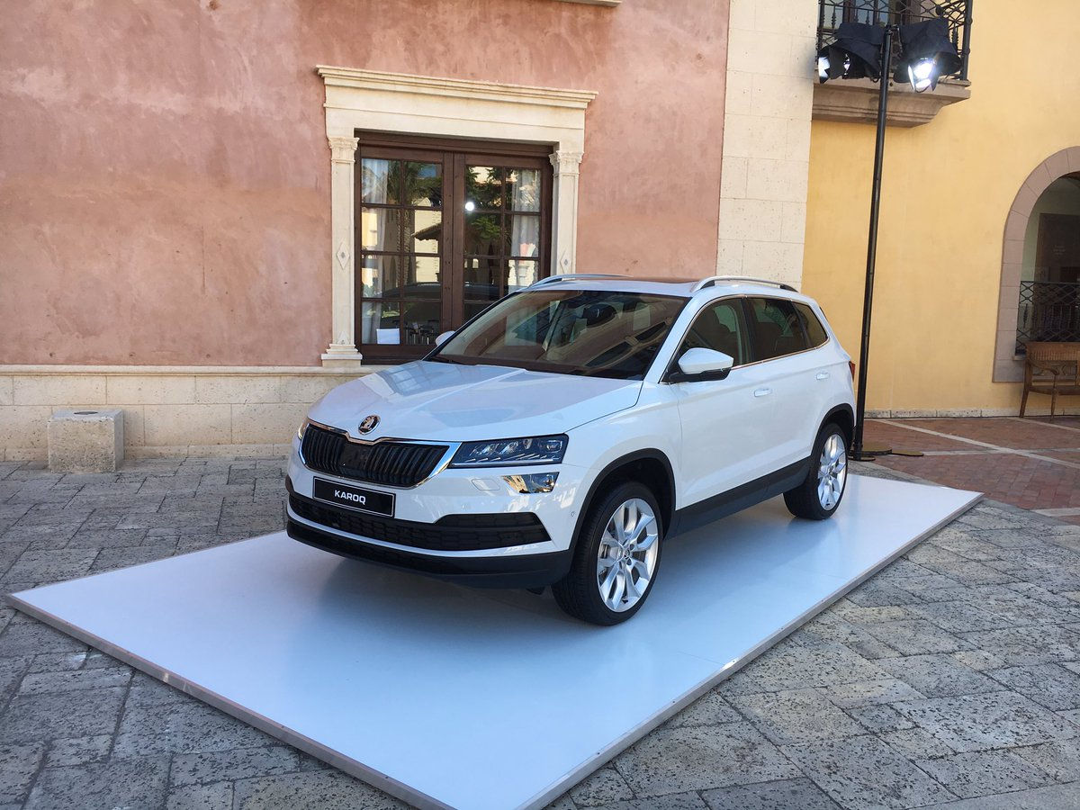 What colour car not to buy - Paul Goodwin On Twitter Skoda Karoq Launch What A Fabulous Looking Car Not Sure Which Colour I Would Pick Just Driven The Car And Is Amazing Arburygroup