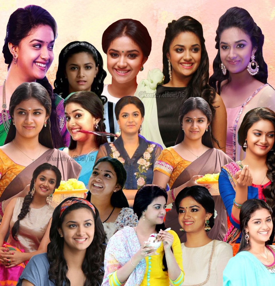 Let&#39;s Celebrate #Rare Bithday of Our Rising @KeerthyOfficial   #HBDAlluringKEERTHY<br>http://pic.twitter.com/TRLhW3PUEj