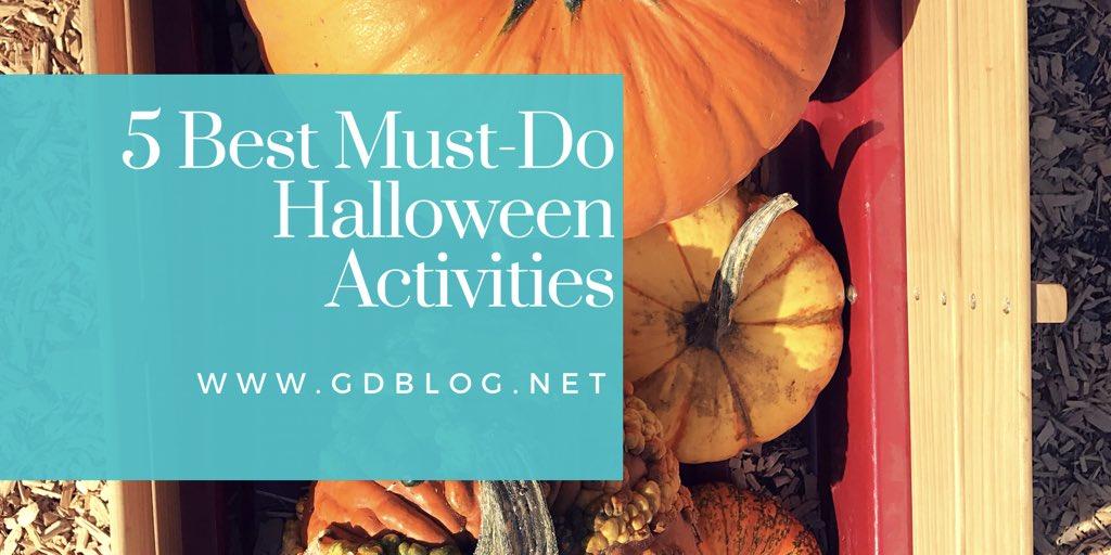 RT @gdblogsite: 5 Best Must-Do Halloween Activities https://t.co/Px11FOTFdS https://t.co/TWbngMgxhb