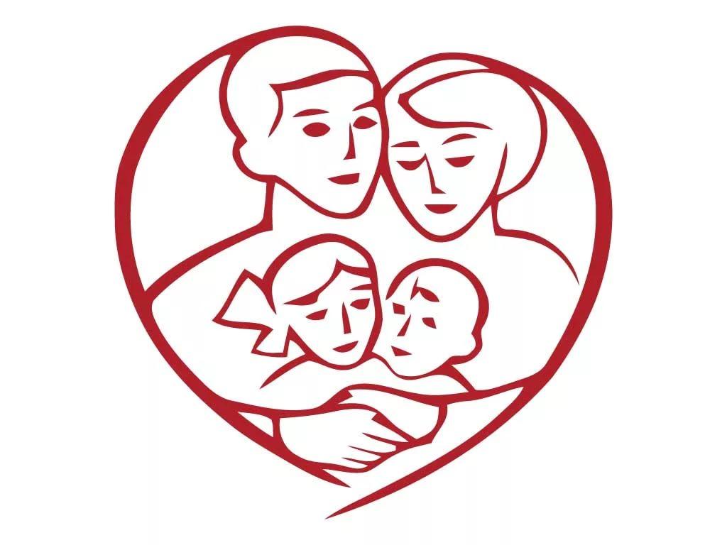 символичная картинка семья своими руками