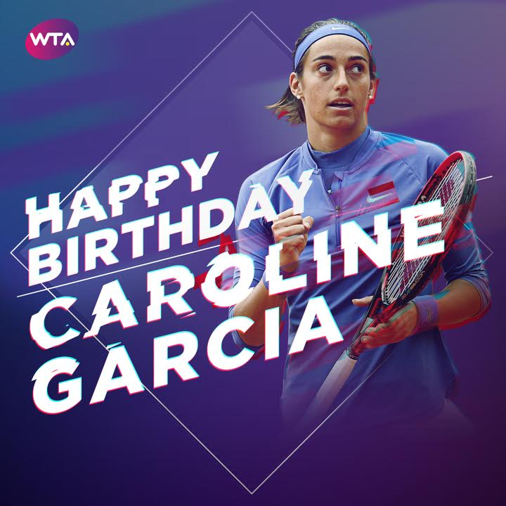 Happy Birthday @CaroGarcia! 🎉