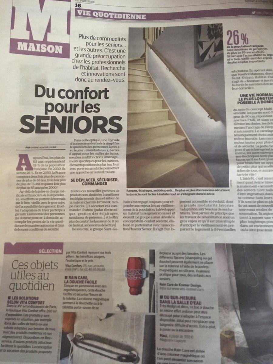Vita Confort 25 Rue Lecourbe designpourtous hashtag on twitter