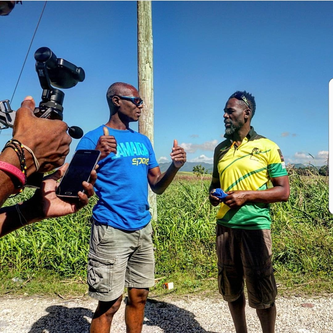 Mapping out and planning in the JA sun. . . #14Rivers7days #jamaica #ja #japan2020 #sportsman #thejamaicankayaksman<br>http://pic.twitter.com/0ifP92XopA