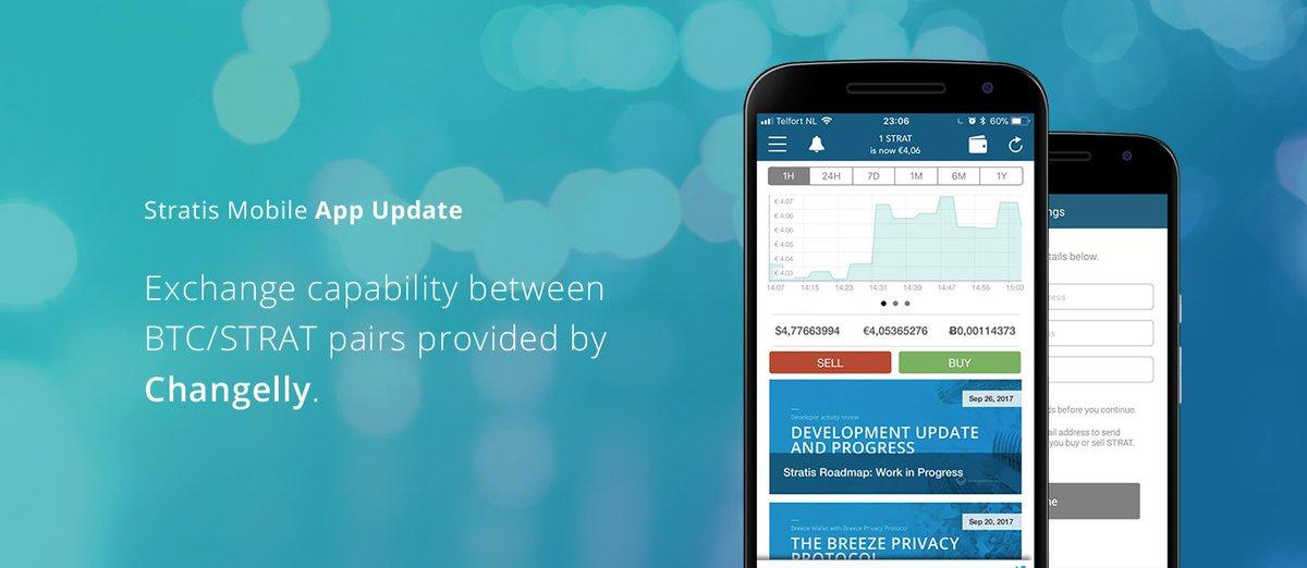 Stratis Mobile App Update -  https:// stratisplatform.com/2017/09/29/str atis-mobile-app-update/ &nbsp; …  @stratisplatform #bitcoin #blockchain $STRAT $BTC #stratis #app #mobile<br>http://pic.twitter.com/LWj3y3CWAV