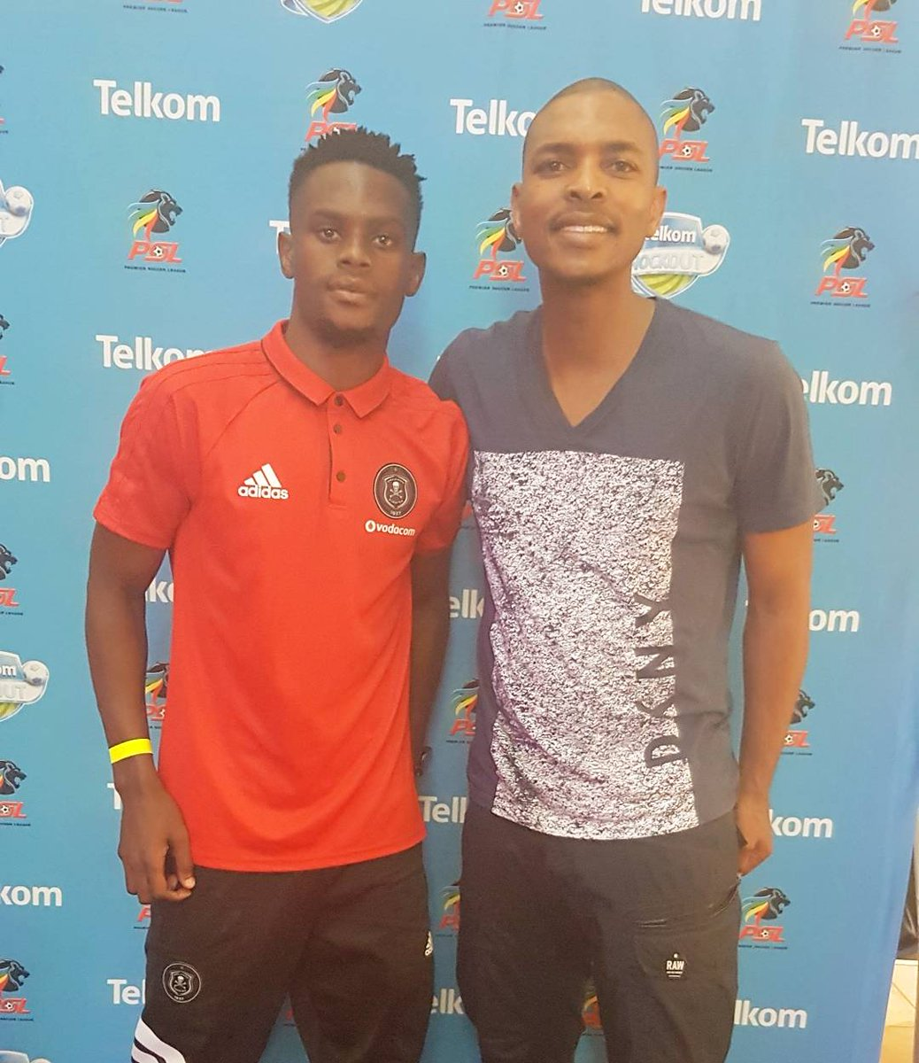 Today @TelkomKnockout draw, i spoke to some of the players. The fixtures are interesting, which one caught your attention? #TKO2017 #TKO <br>http://pic.twitter.com/R6jpbFMKl5