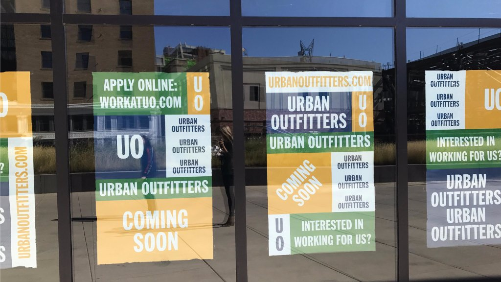 Who&#39;s excited to do some shopping at @UrbanOutfitters, right here in the #DOCO plaza?  <br>http://pic.twitter.com/6vF3D7RKs0