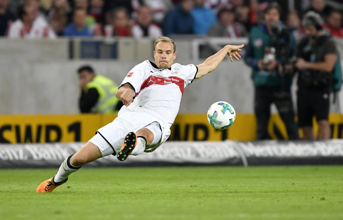 Always fighting! 👊🏼⚽️ @VfB https://t.co/G4Eys9fQcj