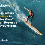 Forrester named SuccessFactors a leader in SaaS Human Resource Management Systems. See why: https://t.co/A8CoskuVK6